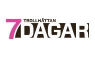 Trollhättan 7 dagar logotyp