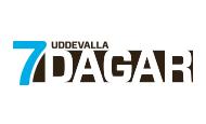 Uddevalla 7 dagar logotyp
