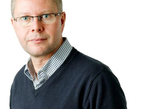 Ulf Niklasson ny chefredaktör på Hallands Nyheter
